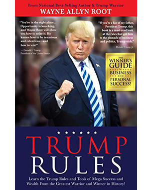Trump Rules: Learn the Trump Rules and Tools of Mega Success