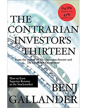 Contrarian Investor 13: How to Earn Superior Returns in the Stockmarket