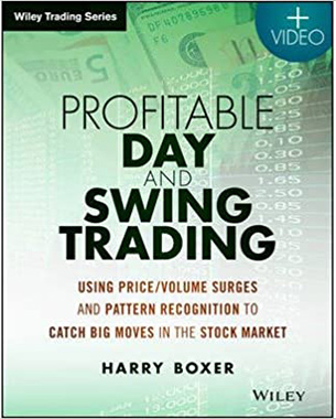 Profitable Day and Swing Trading: Using Price/Volume Surges and Pattern Recognition